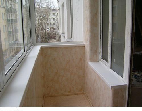 Окна rehau - лоджии,балконы.