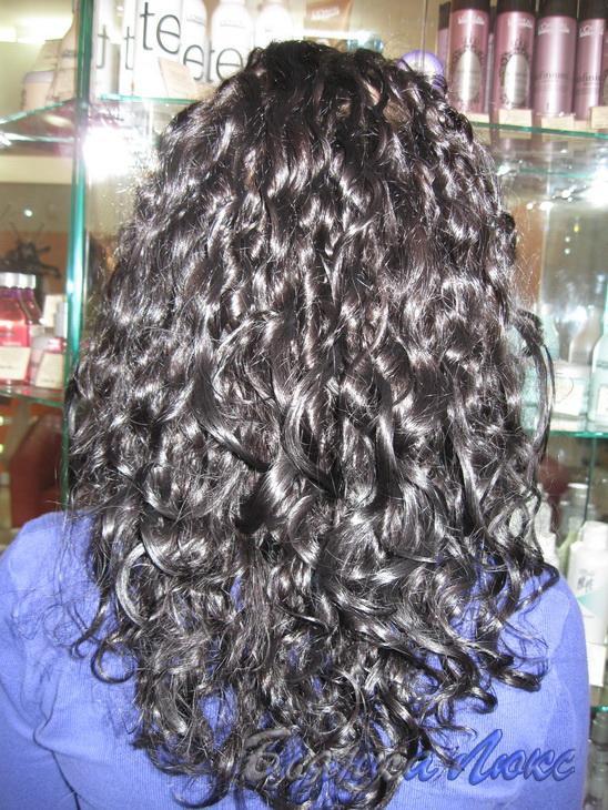 Холодная завивка волос в домашних условиях