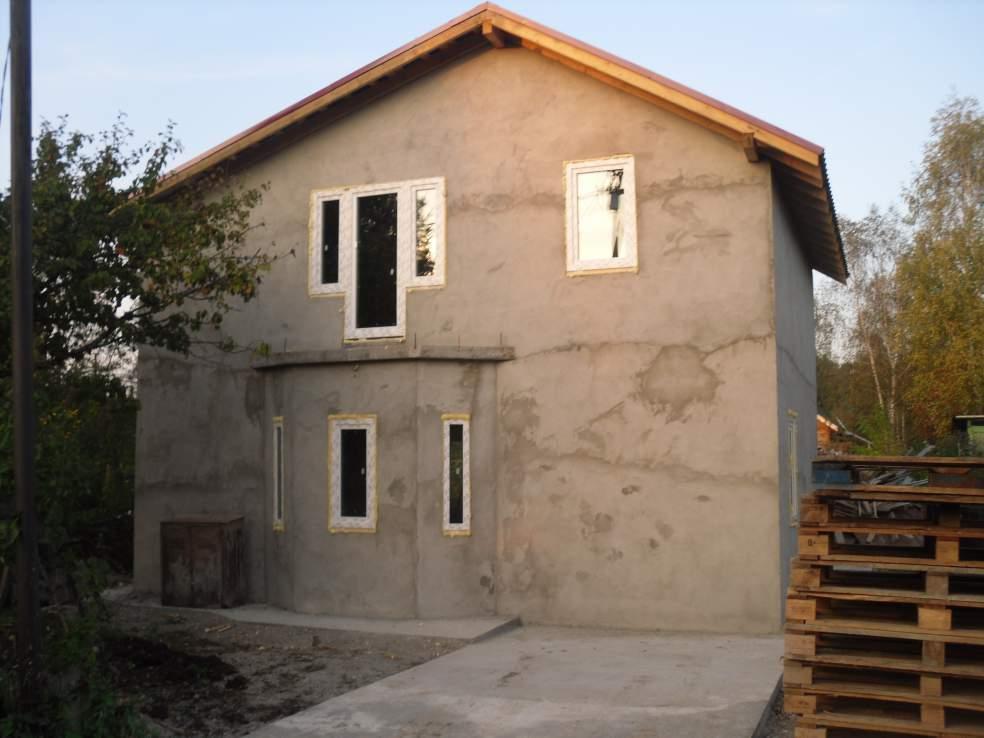 Строительство домов из пено, газоблоков