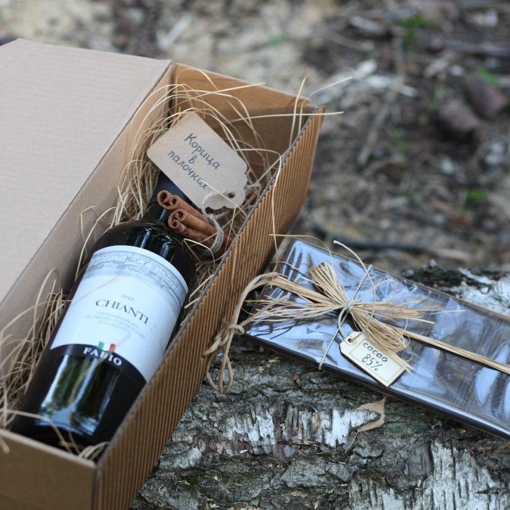 Как красиво упаковать бутылку в подарок - 12 идей - Мой ребенок 2