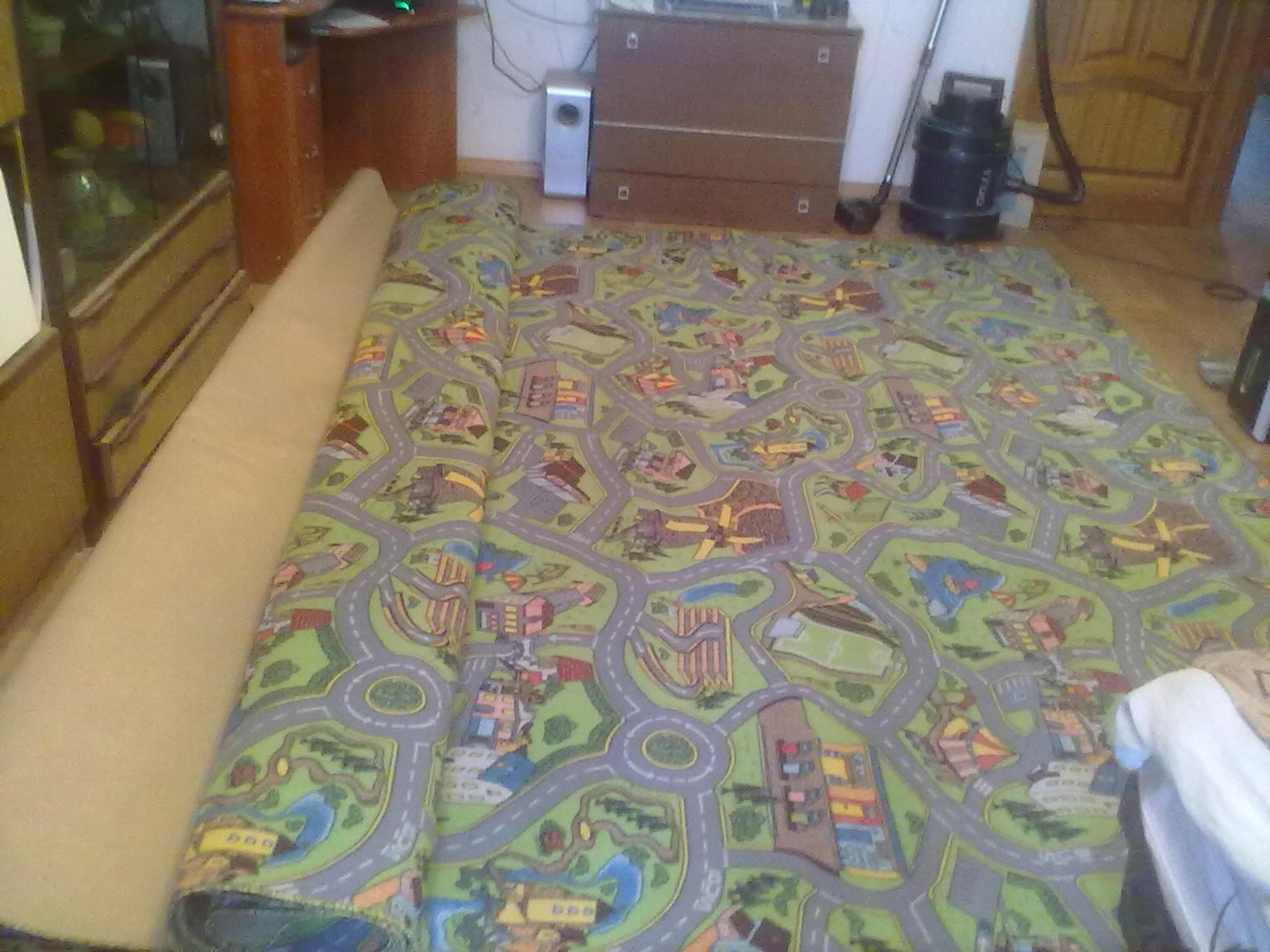 фото ковролин в цены и комнату детскую