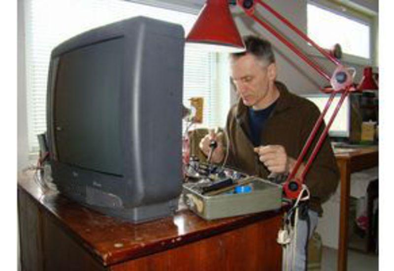 Ремонт на дому телевизора своими руками