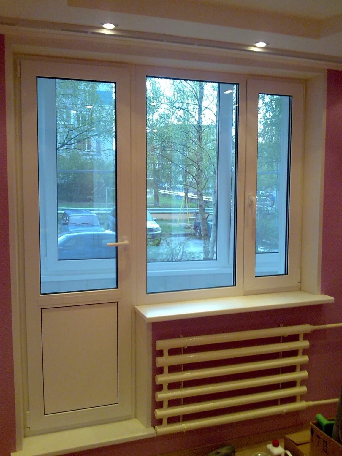 Пластиковые окна пвх в екатеринбурге - изготовление на заказ.