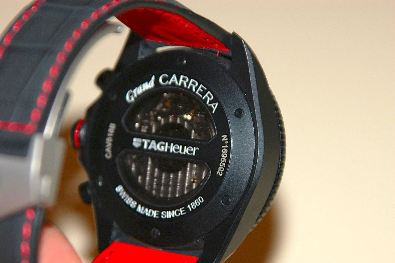Tag heuer carrera calibre 17 rs2