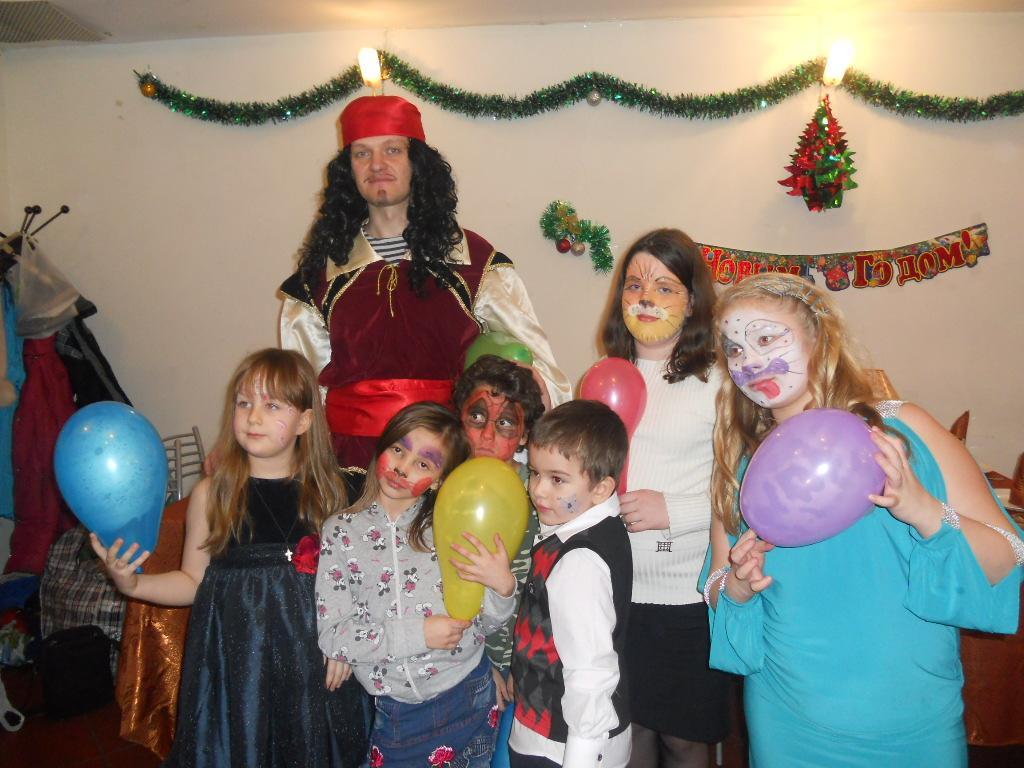 организация детских праздников Хоромный тупик