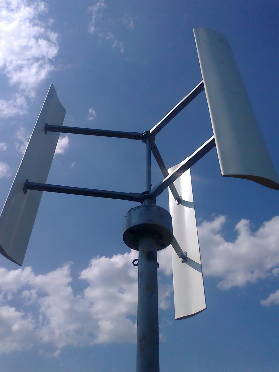 Ветрогенератор для дома своими руками вертикальные