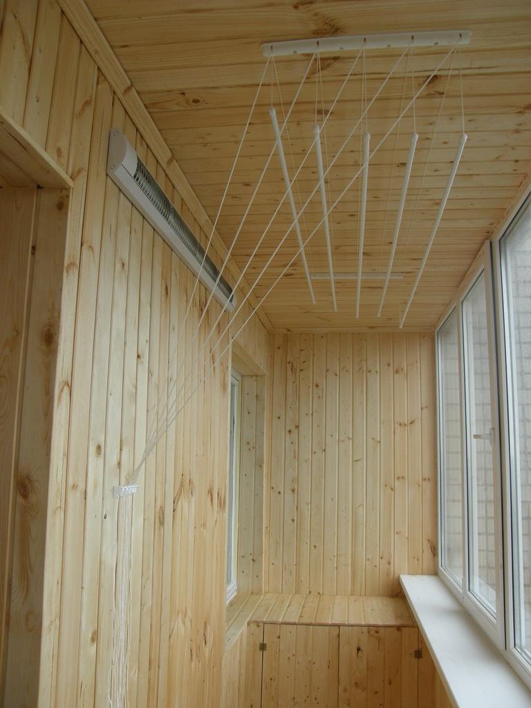 Балконы отделка вагонкой интересные идеи фото..