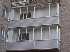 Холодное и теплое остекление балконов и лоджий.