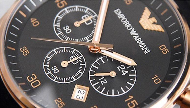 Часы emporio armani инструкция