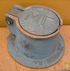 Ковер газовый чугунный (малый)