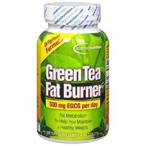 Экстракт зеленого чая (капсулы) доя похудения
