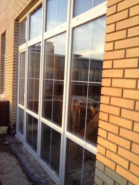Окна rehau- лоджии,балконы..
