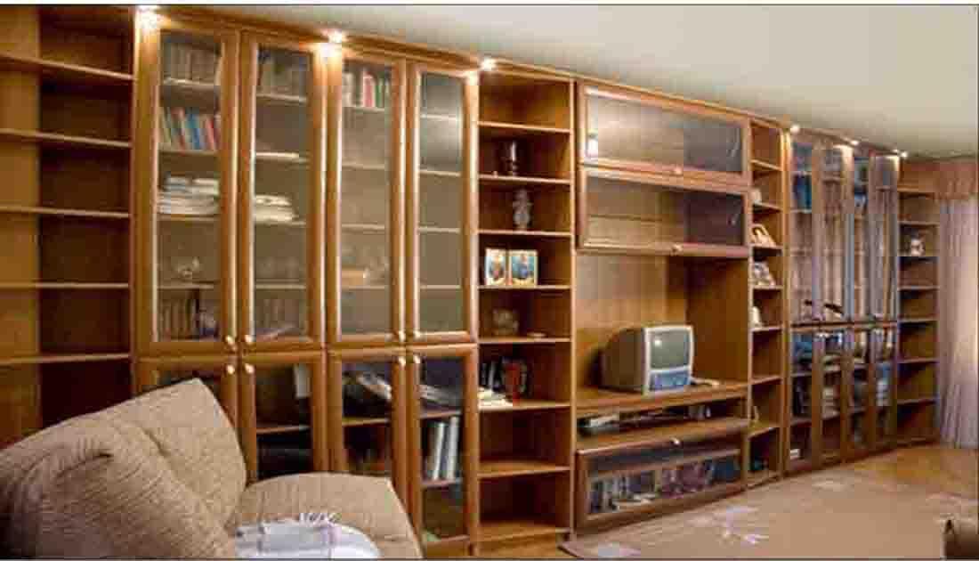 """Библиотеки компания """"эй-джи мебель""""шкаф книжный со стеклом н."""