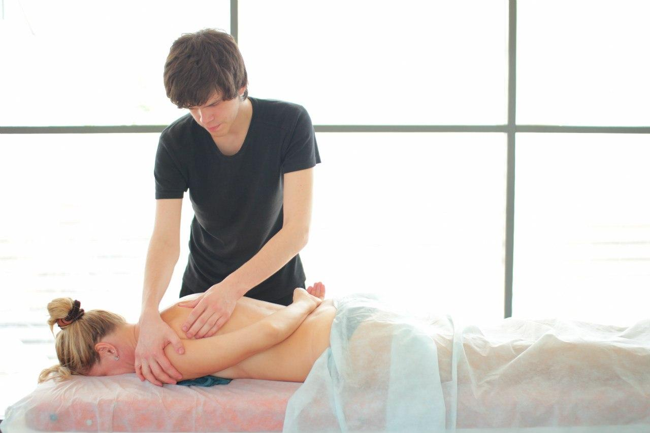 Смотреть все началось с массажа 18 фотография