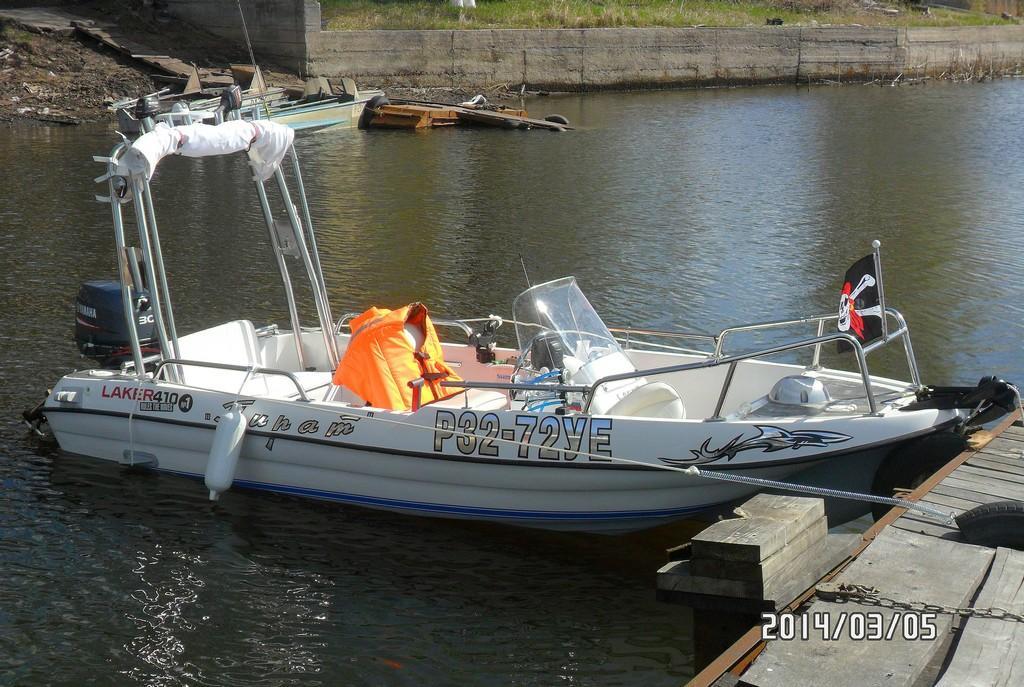 лодки лайкер каталог