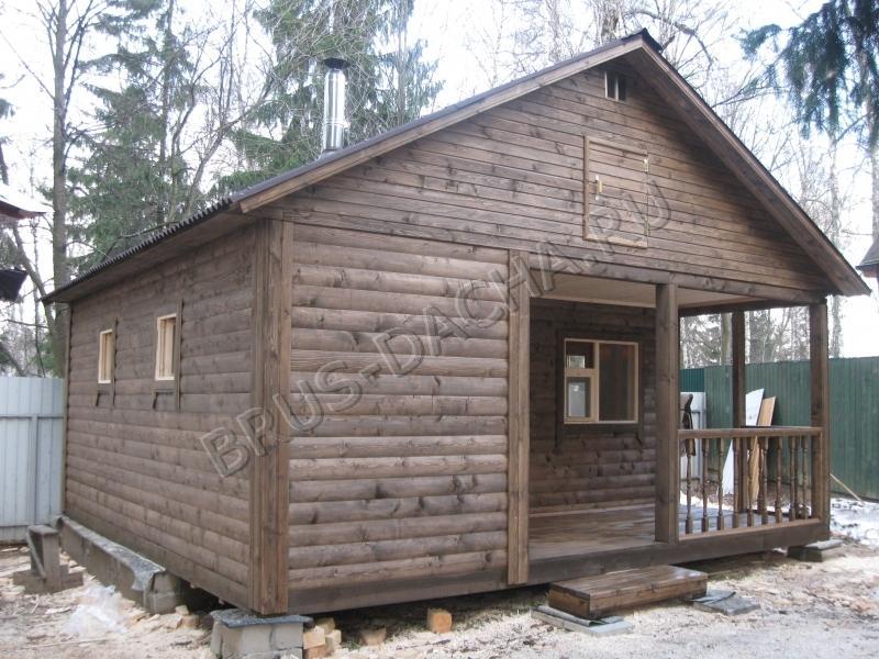 Строительство деревянных домов, бань, срубов недорого по всей России Нижний Новгород