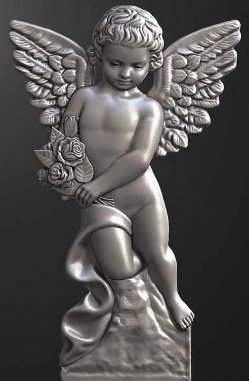 Ангел из металла