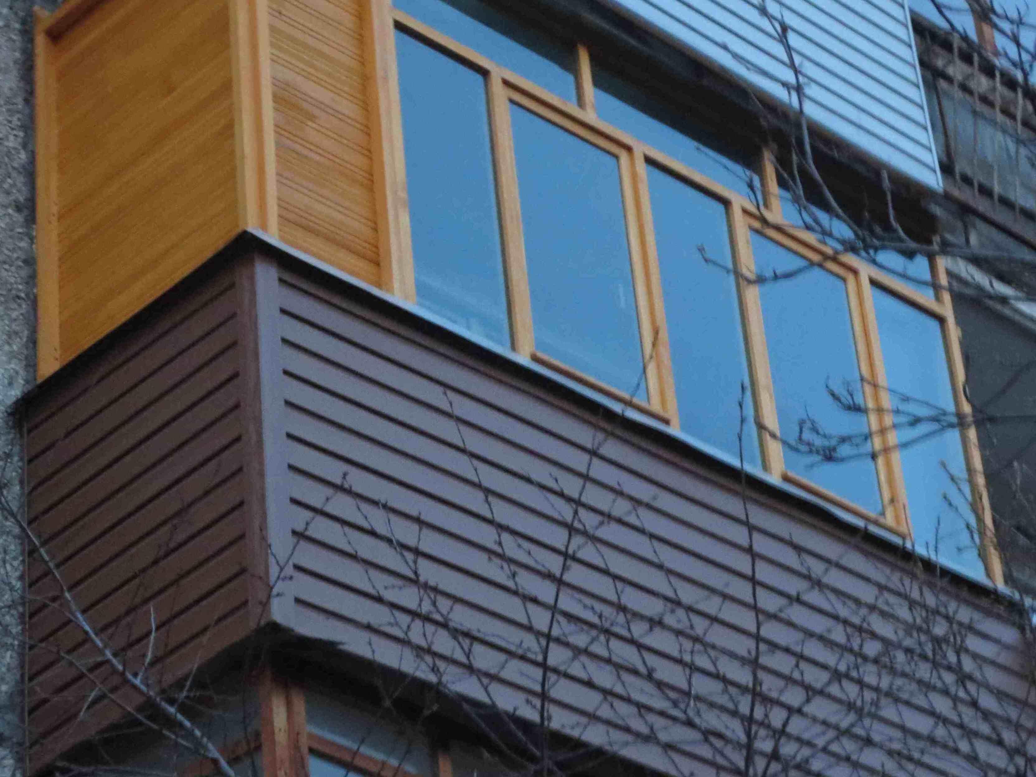 Балконы.остекление.утепление..
