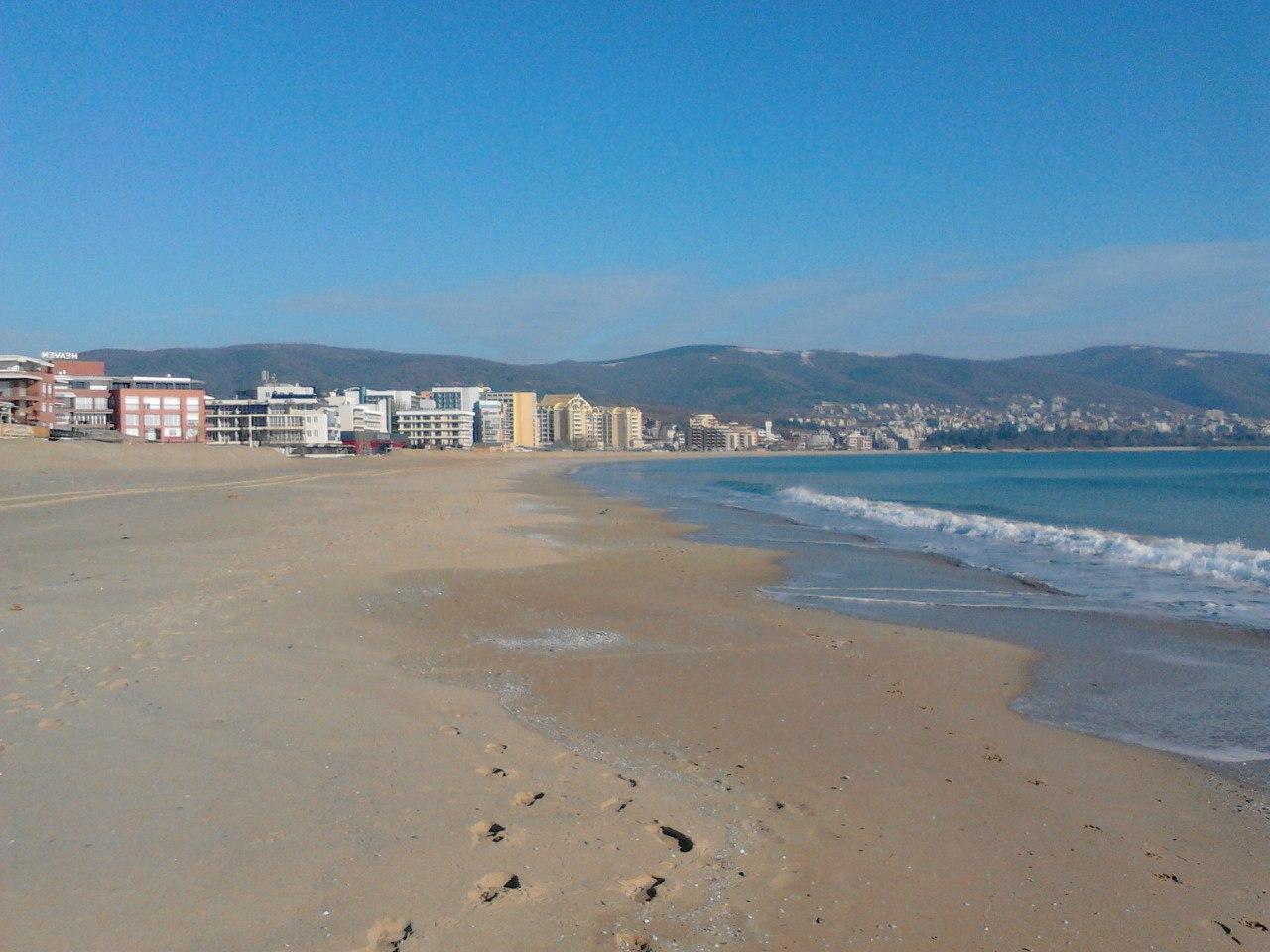 Солнечный берег фото пляжей