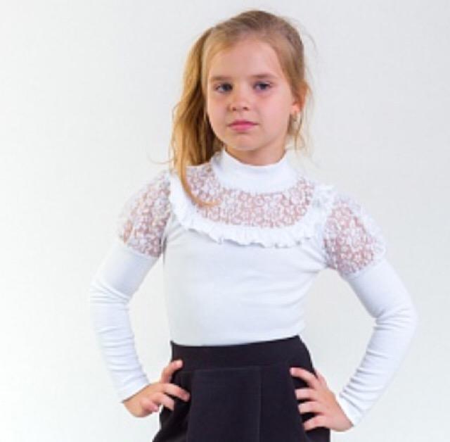Блузка Школьная Для Девочки Купить В Екатеринбурге