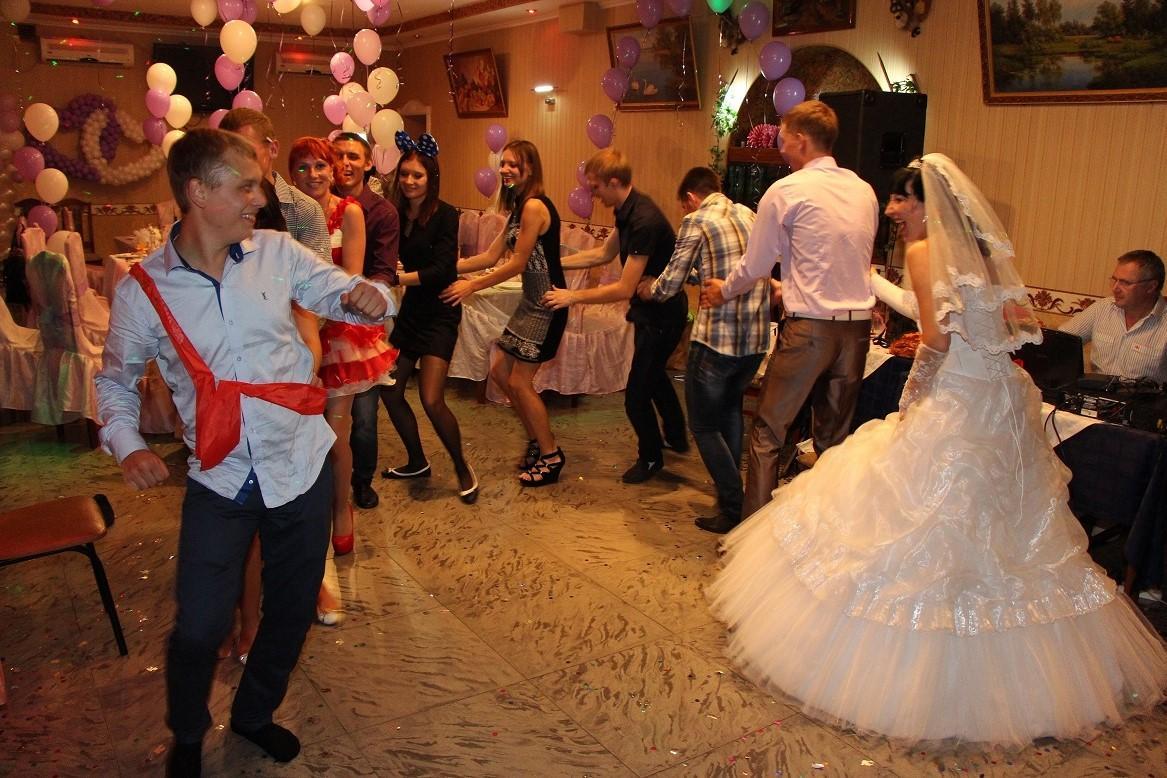 Для красивой и веселой свадьбы