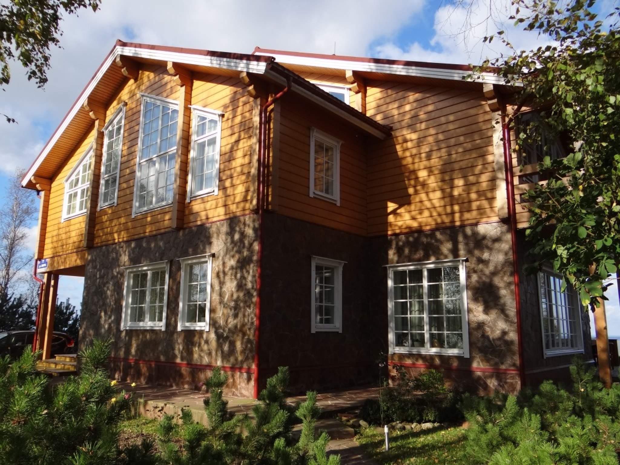 Купить дом таунхаус на берегу в россии