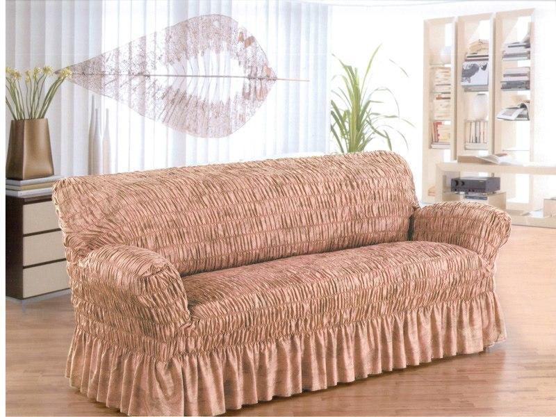 Чехлы на мягкую мебель своими руками