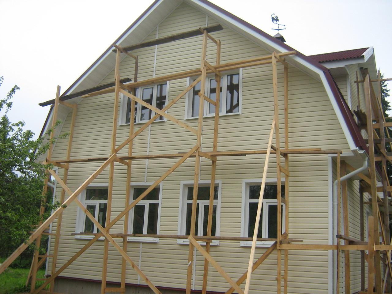 Советы по облицовке дома сайдингом - Строительный портал 25