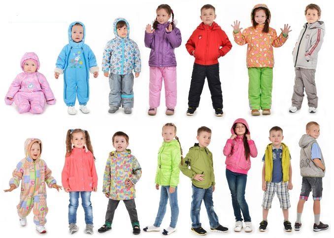 Детская Верхняя Одежда Весна
