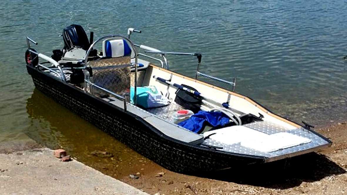 лодка болотоход купить в украине