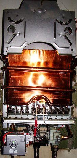 Ремонт колонок газовых электролюкс своими руками 58