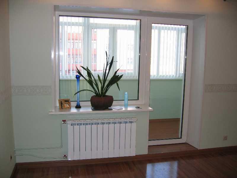 Поастиковые окна на балконе. - ставим окна сами - каталог ст.
