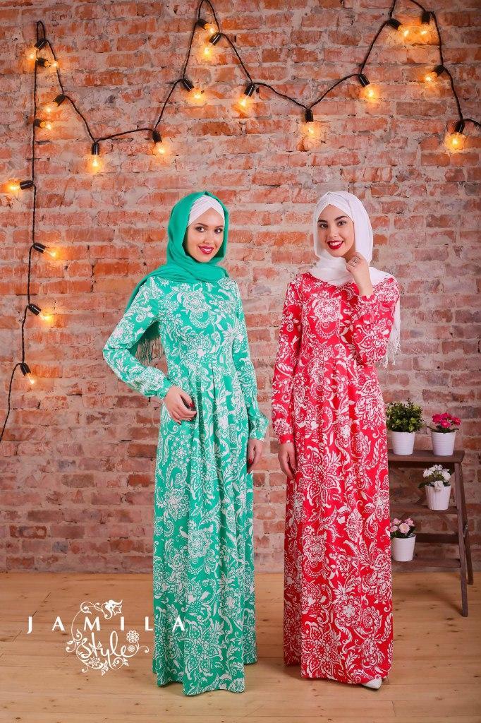 Исламская платья для женщин