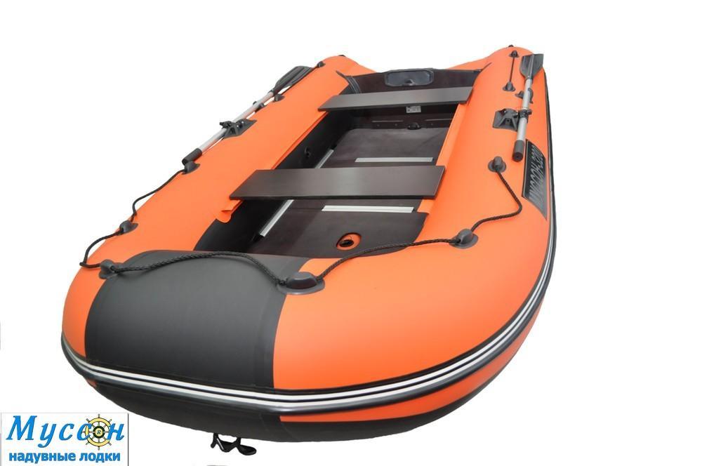где производят лодки пвх муссон
