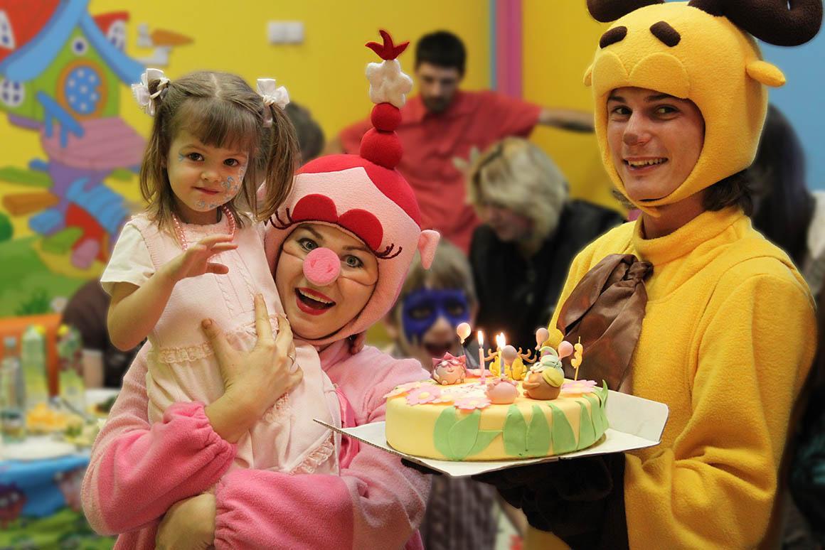 Аниматоры праздники день рождения