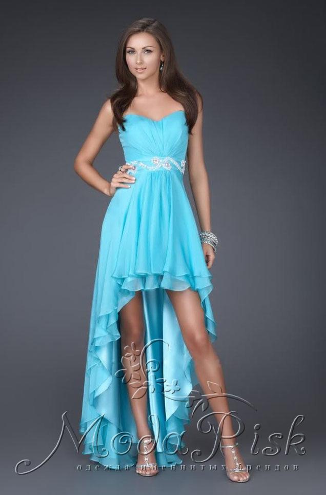 Платье с коротким шлейфом и цены