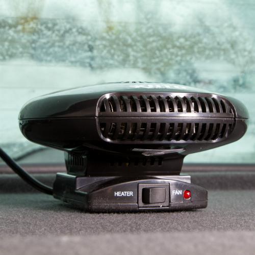 Как самому сделать тепловентилятор для авто