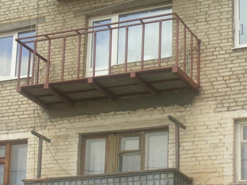 Балкон.