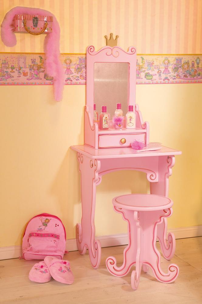 Сделать туалетный столик с зеркалом