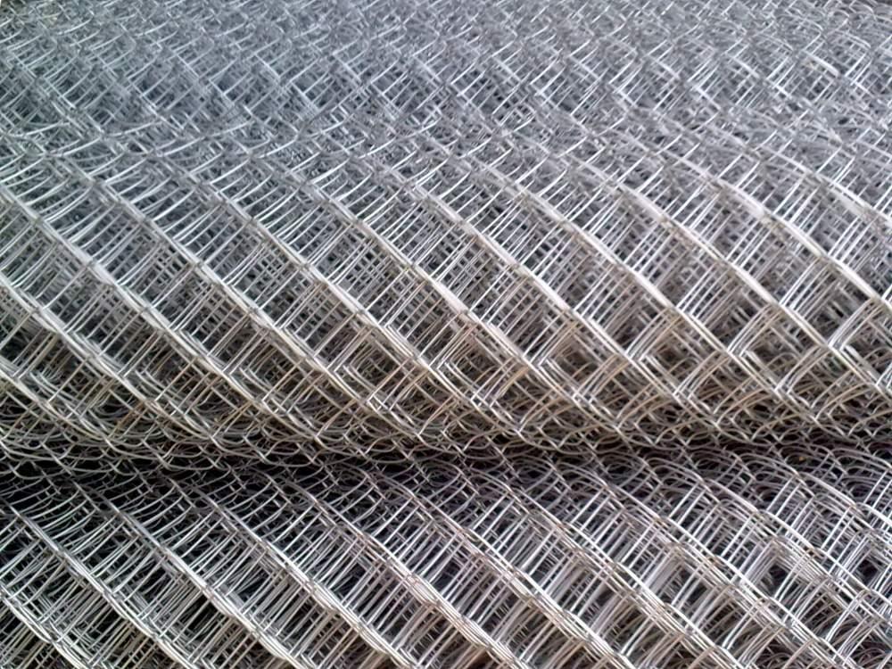 Плетения сетки рабица