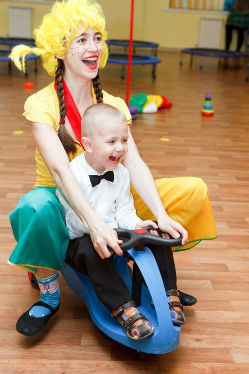 детские праздники Малый Строченовский переулок