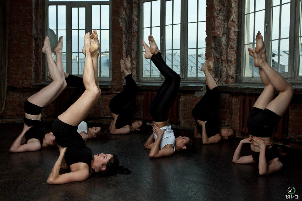 фитнес платформа тянись новогиреево фото