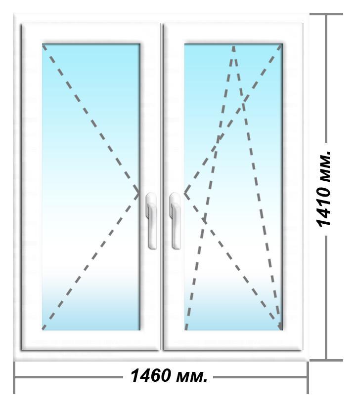 Продам: окна пвх эконом., двери, окна, лестницы в электроугл.