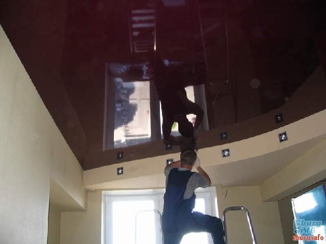 стоит ли идти работать монтажником натяжных потолков магазине могут