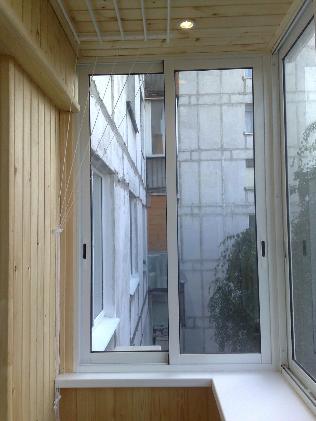 Раменское: остекление лоджий,балконов, утепление,отделка цен.