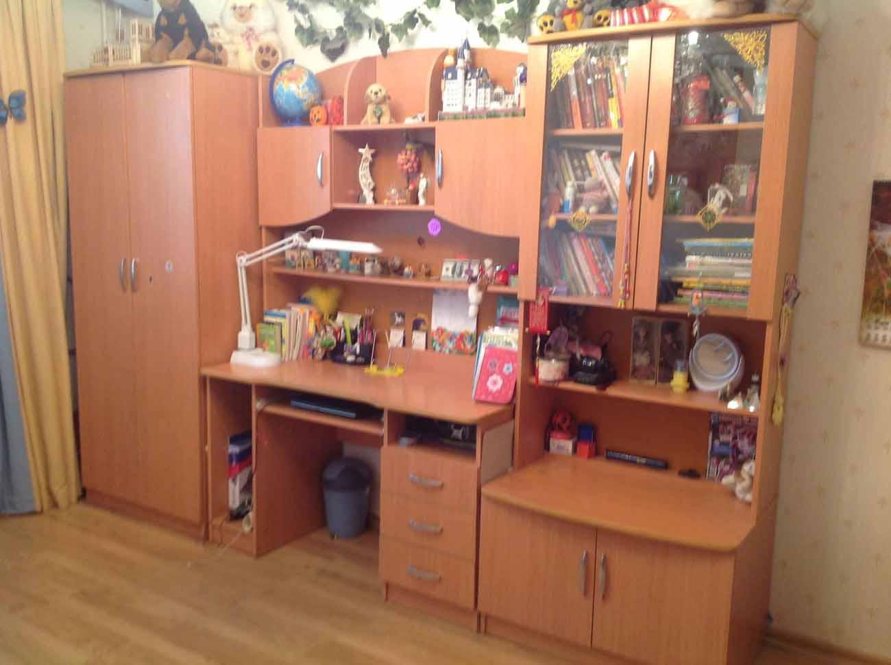 Продам стенку с компьютерным столом chance.ru - все объявлен.