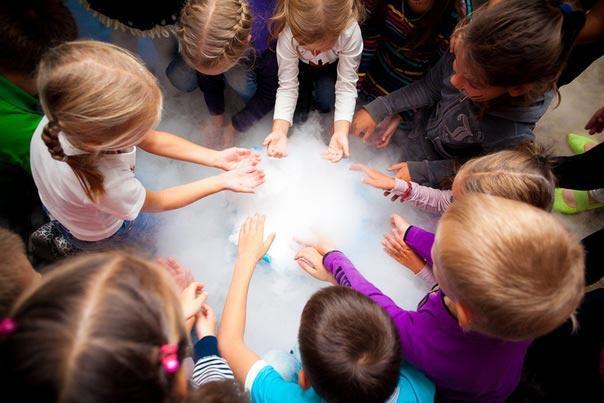 Химические Опыты для детей Чудеса науки - Москва: Пригласите на детский праздник сумасшедшего профессора Нифирштейна и этот день