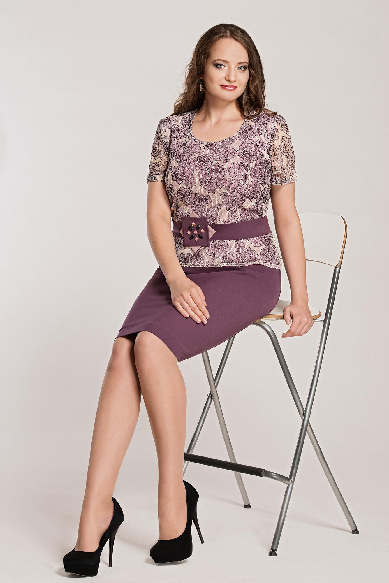 Женская Одежда Больших Размеров Производство Корея Отшито В России