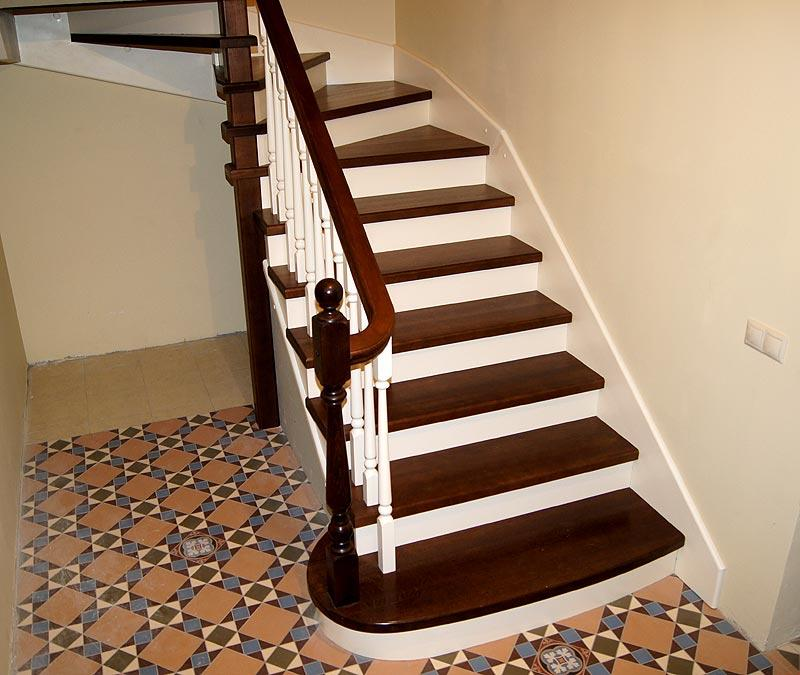 Цвета лестниц фото