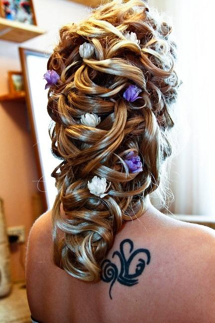 свадебные прически для парикмахера